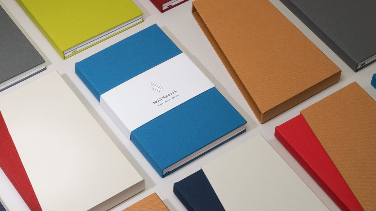 The Simple Guide to Choosing the Perfect Corporate Notebook Designs